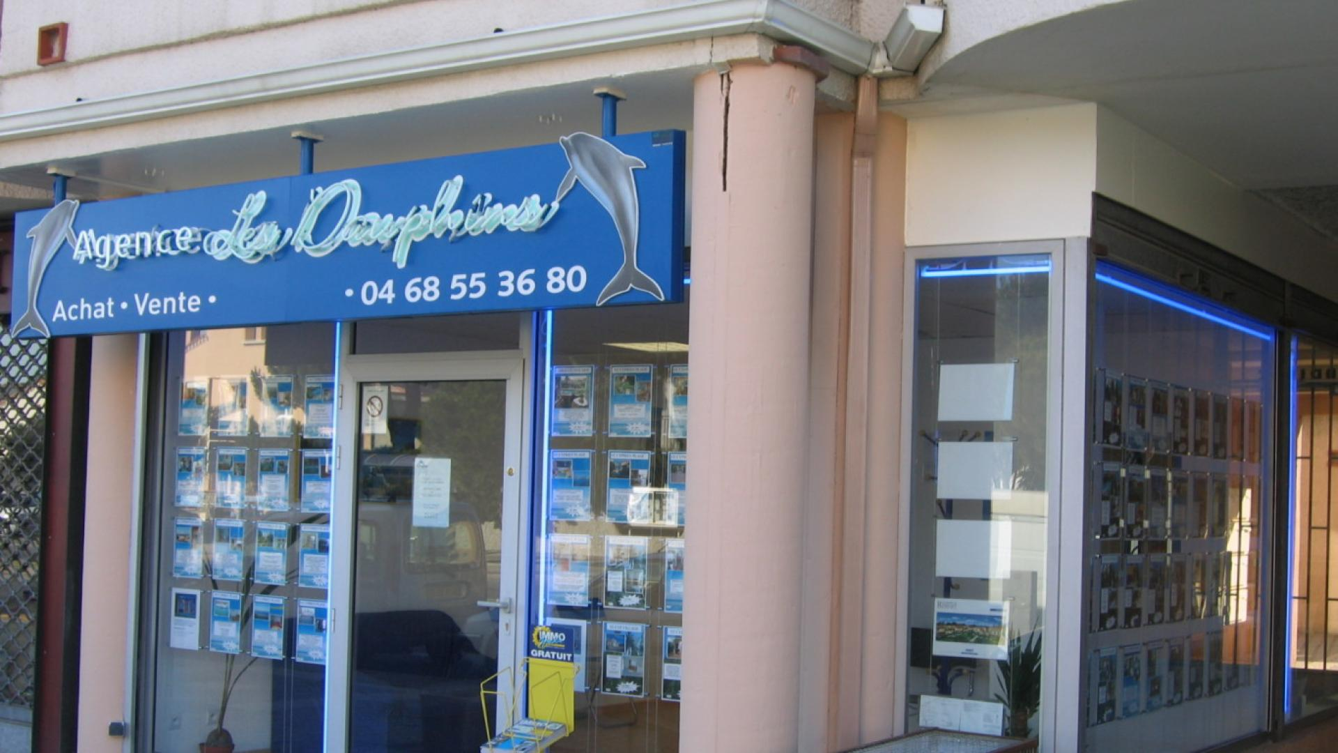 AGENCE IMMOBILIERE LES DAUPHINS